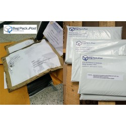 เปรียบเทียบซองไปรษณีย์พลาสติกและซองกระดาษ