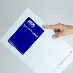 พิมพ์ซอง สกรีนซองไปรษณีย์ BagPackPost ลาย NCR rubber