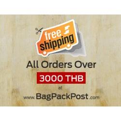 ซองไปรษณีย์ BagPackPost จัดส่งฟรี