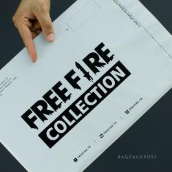 พิมพ์ซอง สกรีนซองไปรษณีย์ BagPackPost (Free Fire Collection)