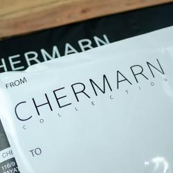พิมพ์ลายบนซองไปรษณีย์พลาสติก BagPackPost (CHERMARN)