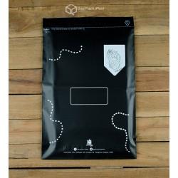 พิมพ์ลายบนซองไปรษณีย์พลาสติก BagPackPost (milinland)