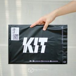 พิมพ์ซอง สกรีนซองไปรษณีย์สีดำ BagPackPost (Kit)