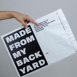 พิมพ์ซอง สกรีนซองไปรษณีย์ BagPackPost ลาย Made from my Backyard