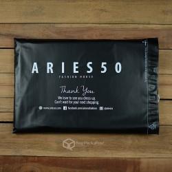 พิมพ์ลายบนซองไปรษณีย์พลาสติก BagPackPost (Aries50)