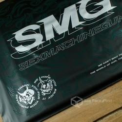 พิมพ์ลายบนซองไปรษณีย์พลาสติก BagPackPost (SMG)