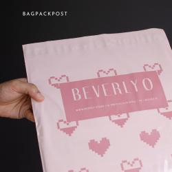 พิมพ์ซอง สกรีนซองไปรษณีย์ BagPackPost (Beverlyo)
