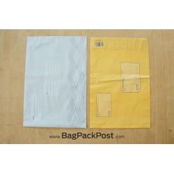 เปรียบเทียบซองไปรษณีย์ จ่าหน้าของ BagPackPost