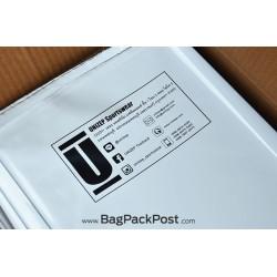 สกรีนซองไปรษณีย์พลาสติก ของ BagPackPost (Unizep)