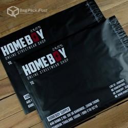 พิมพ์ซองไปรษณีย์พลาสติก BagPackPost 2 สี (Homeboy)