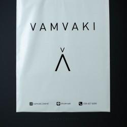 พิมพ์ซอง สกรีนซองไปรษณีย์ BagPackPost ลาย Vamvaki